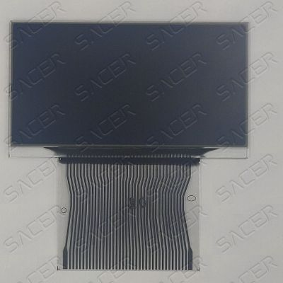SA1227 - LCD DISPLAY with Ribbon / Flat Cable for Renault Twingo II 2007-2012