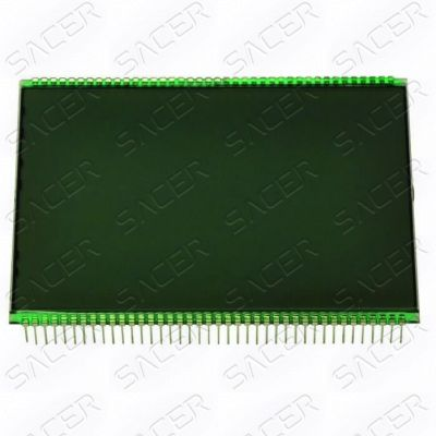 SA1017 -  LCD display with Soldering Pins for Seat Ibiza / Cordoba