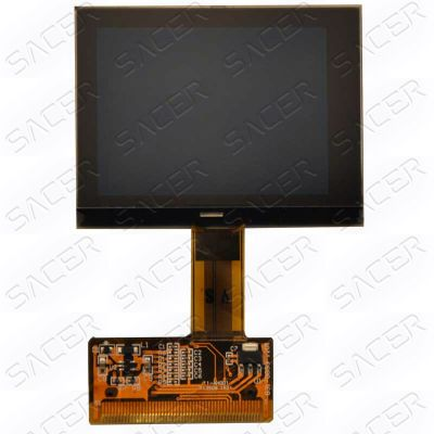 SA1018-3 - LCD DISPLAY with FPC and IC driver for Jaeger and Magneti Marelli