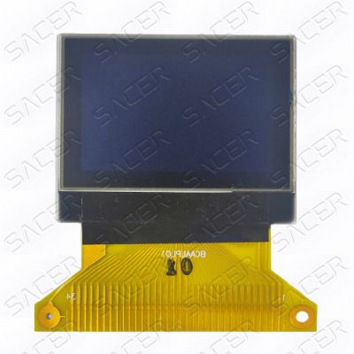 SA1200 -  34 Pins LCD display for Audi A3/A4/A6 VW Passat/Golf 4 Seat Skoda VDO only