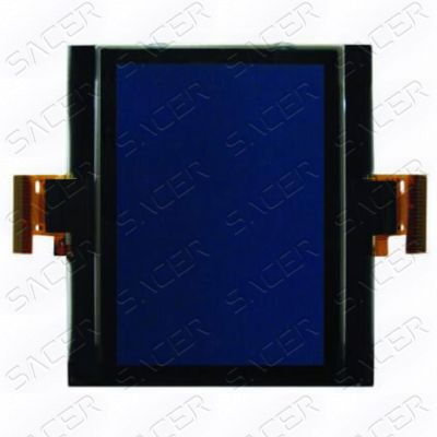SA1212-1 - LCD Display With  Two FPC (Black background ) for Skoda Octavia, Golf V