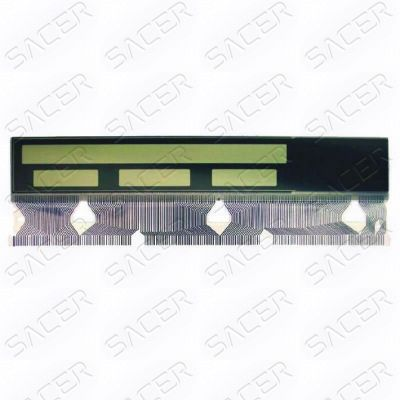 LCD Display with Ribbon/Flat Cable for Land Rover
