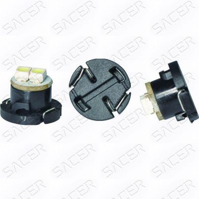 SA8002LW2 -  2 LED BULB for T5,12v,250LUX, 2 LED bulb