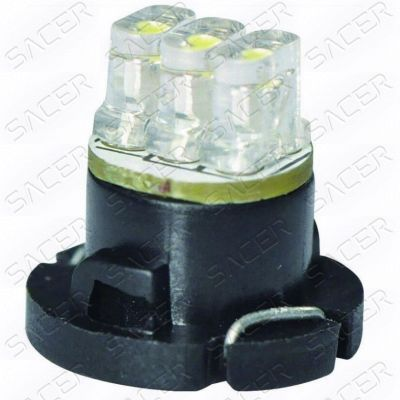 SA8002LW3 -  3 LED BULB for T5, 12V, 300LUX,3 LED BULB