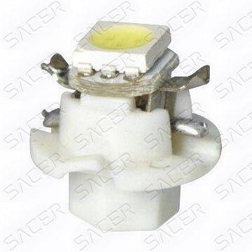 SA8006LW1  - 1 LED BULB for T5, 12V, 300LUX 1 LED BULB