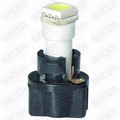SA8010LW1 -  1 LED BULB for T8.5,12V,250LUX 1 LED BULB