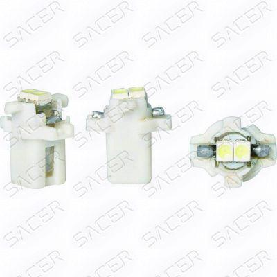 SA8012LW2 - 2 LED BULB for T8.5, 12V, 200LUX 2 LED BULB