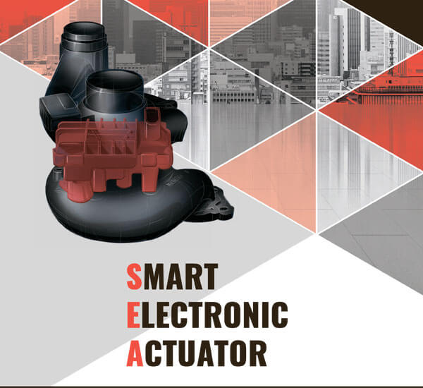 Sacer Smart Electronic Actuators